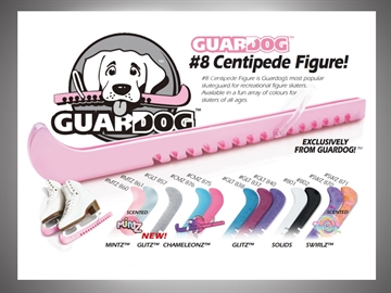 Guardog Centipede Figure Blade Guards