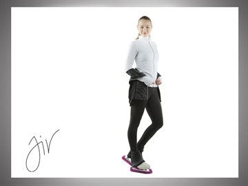 JIV Sport Diamond Leggings Ladies