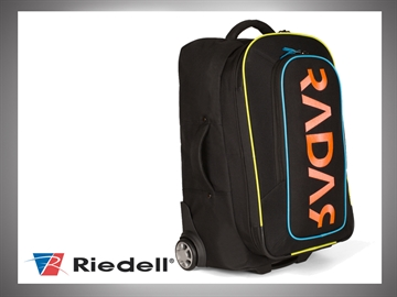 Riedell Radar Rolling Gear Bag