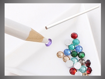 Wax Pencil for Crystal Application